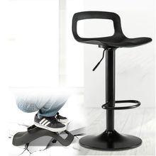 Bar chair lift home restaurant high stool beauty tattoo stool creative modern minimalist bar stool(China)