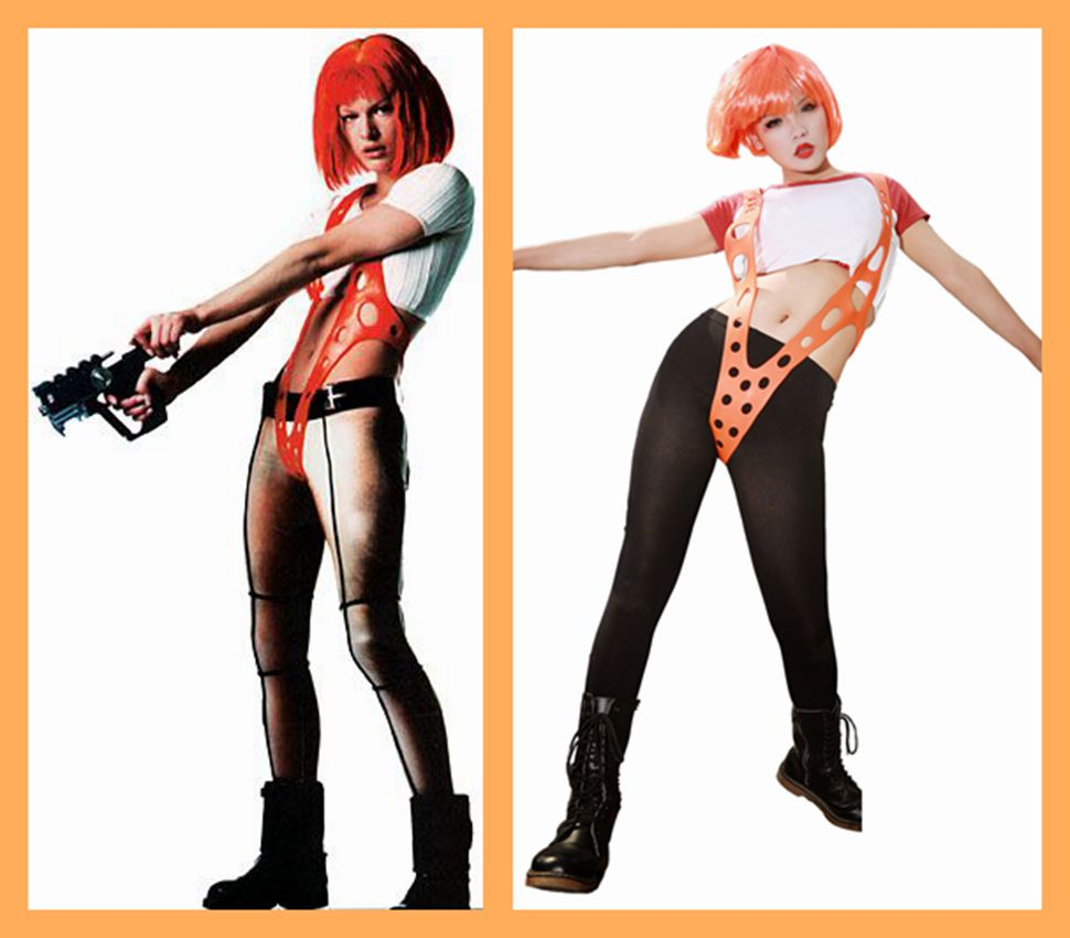 aliexpresscom buy leeloo dress suspender the fifth element costume props replica cosplay sexy fancy accessory from reliable cosplay accessories suppliers - Costume Props