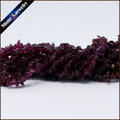"36"" Strand 4-7mm Genuine Natural Garnet Chip Gems Freeform Gravel Crystal Loose Beads Jewellery Making Material Stone"