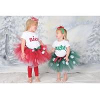 Princess Baby Girl Tutu Skirt Patchwork Festival Dot Pattern Girls Kids Ball Gown Skirts For Birthday