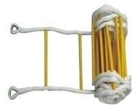 20 м высокопрочная эпоксидная смола пожарная лестница Нескользящая веревка нейлоновая веревка лестницы