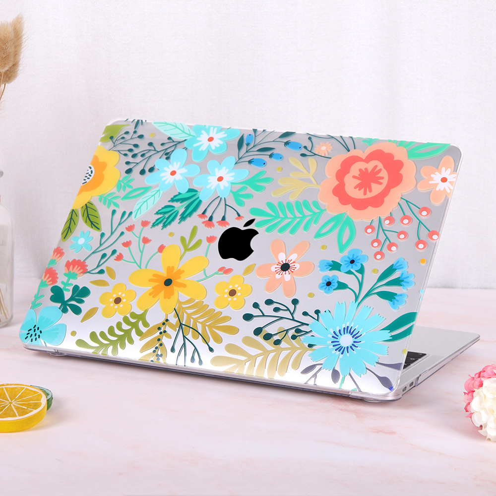 Floral Case for MacBook 140