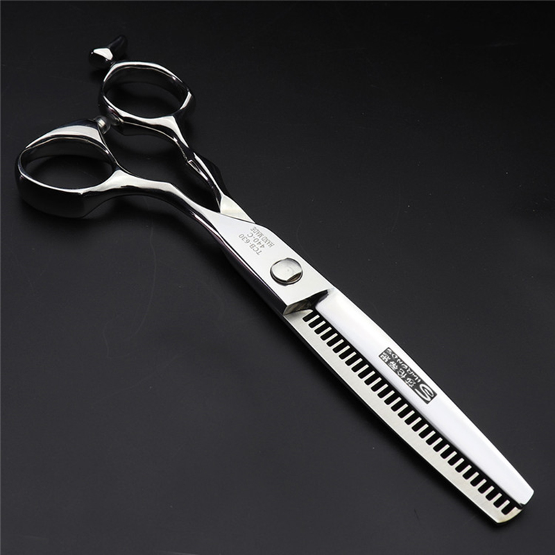 Hairdresser Haircut Scissors Set 6 Inch Hair Scissors Professional Genuine Barber Shop Special Shears Hair Clippers