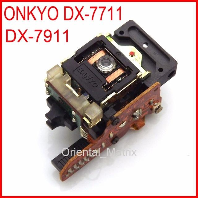 O Envio gratuito de New Lens Laser Original Para ONKYO DX-7711 C-725 DX-7911 DX 7711 Optical Pickup Cd Laser Cabeça Lasereinheit