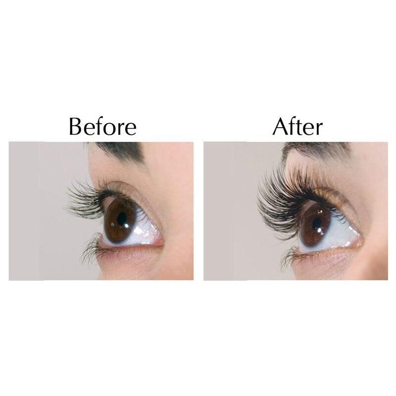 New 20Pairs/Lot Beauty Natural False Eyelashes To Build Eyelash Eye Lashes Voluminous Makeup Detachable Eyelash Extensions Tools