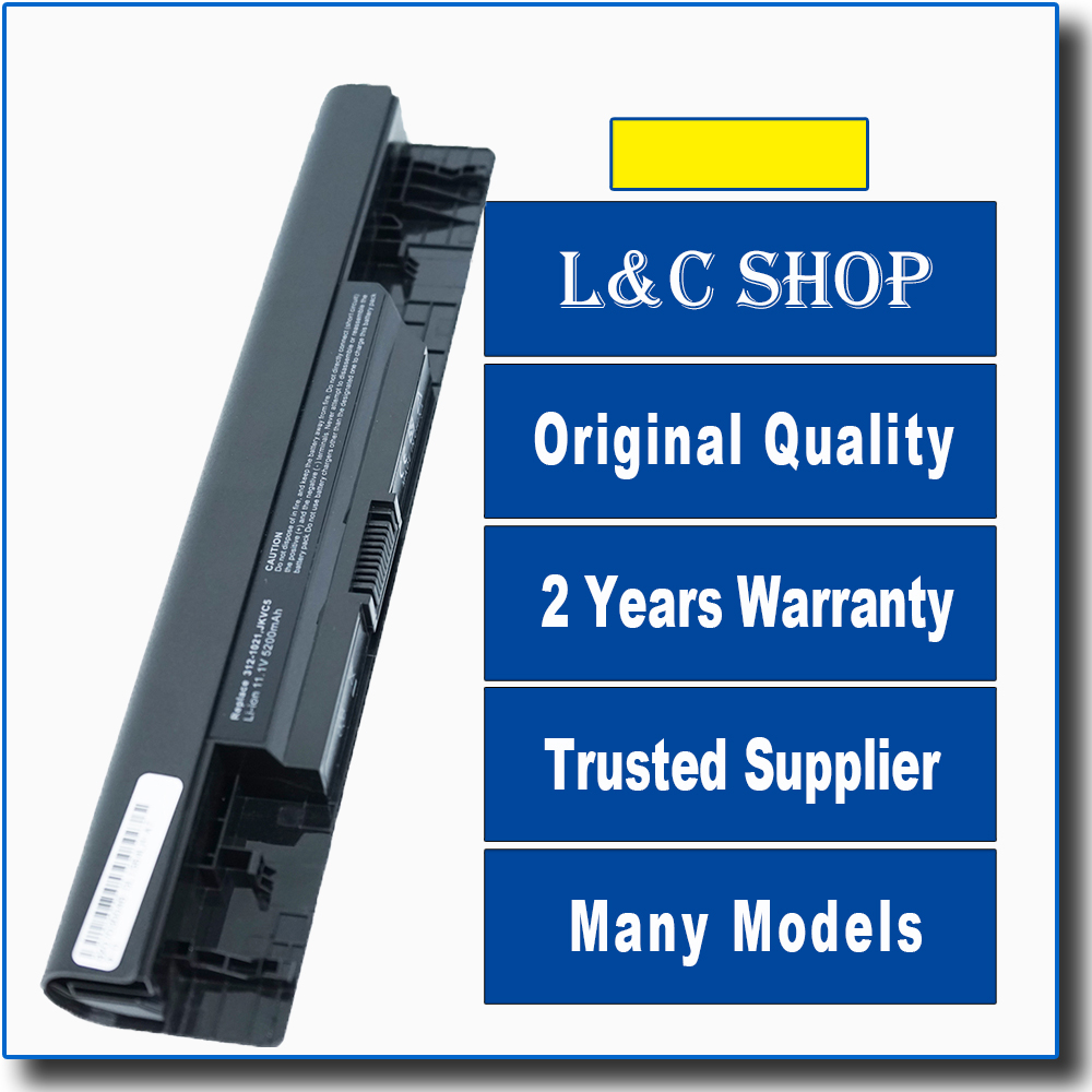 Notebook Laptop Battery Pack Replacement for <font><b>Dell</b></font> Series Latitude 3440Lati344015420 <font><b>3540</b></font> E3440 Vostro 14 3000 14-3446D-1328B image