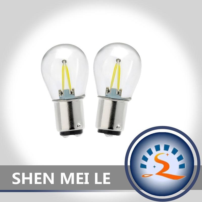 Led Car Bulb Brake lights Reading Lamp Festoon 31mm 36mm 39mm 41mm 12v 6v DC