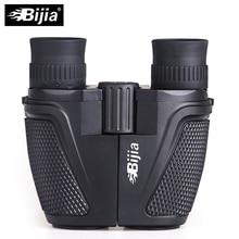 BIJIA 12×25 BAK4 Призма Порро бинокулярный Профессиональный Портативный бинокль телескоп для охоты СПОРТ жизни Водонепроницаемый