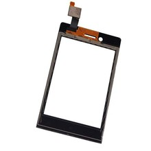 Whole Sale 5pcs/lot Original New Touch Screen For Sony Xperia Miro ST23 ST23i ST23a High Quality Touch Digitizer Free Shipping
