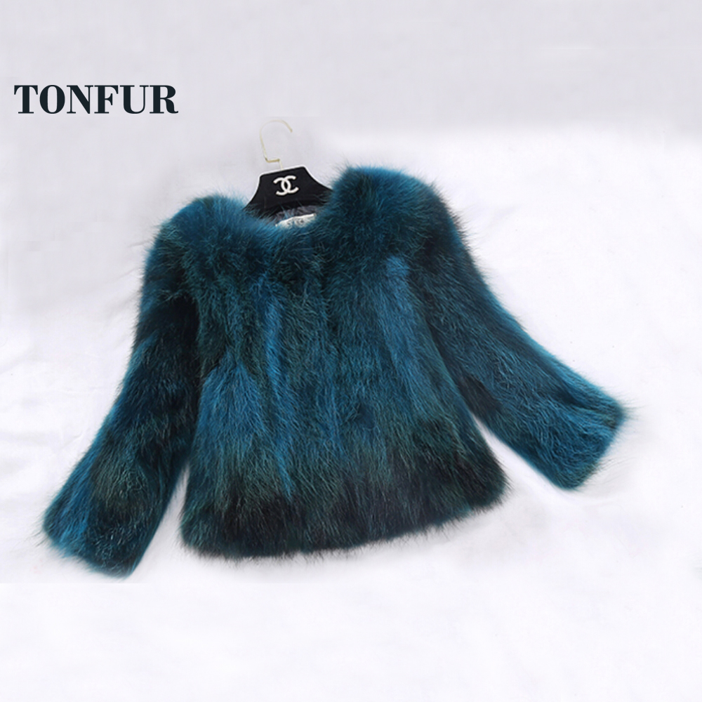 Luxury Real Fox Fur Jacket Lady Fashion Custom Big Size Multi Colors Nature Fox Fur Coat