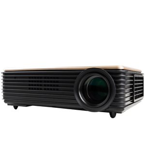 Image 2 - ByJoTeCH Q8 NEW 5000 lumens Full 1080P 4K 2K Android  Projector WIFI Bluetooth  Home Theater Beamer Support USB HDMI Proyector