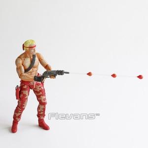 Image 5 - NECA CONTRA Bill & Lance PVC Action Figure Collectible Model Toy 2pcs/set