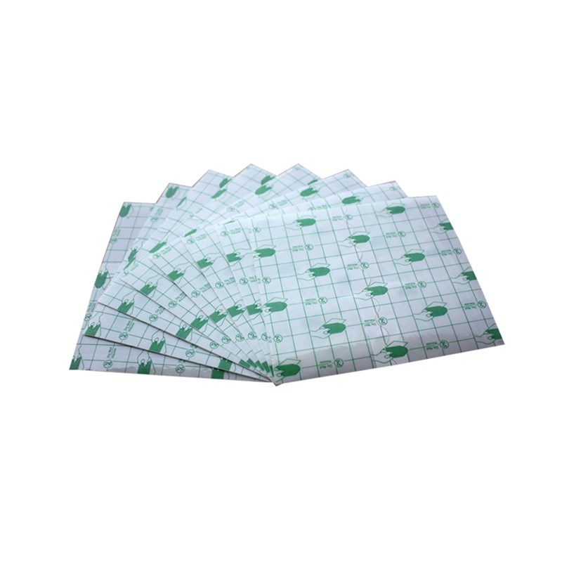 100 Pcs Waterproof Transparent Tape PU Film Medical Adhesive Plaster Anti-allergic Wound Dressing Fixation Tape