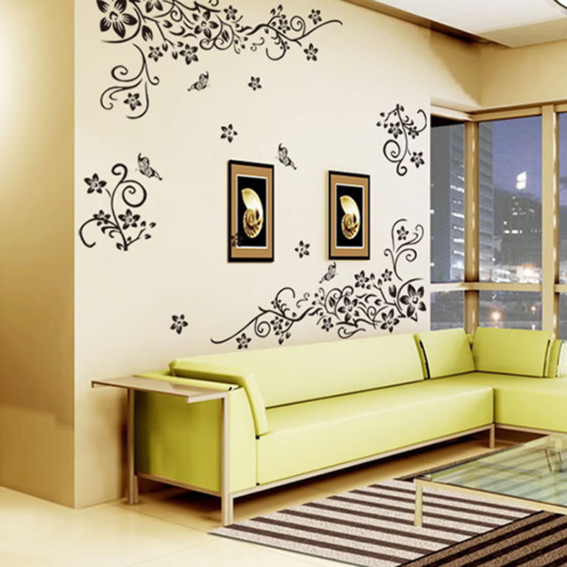 Awesome Wall Decor Around Tv Gift - All About Wallart - adelgazare.info