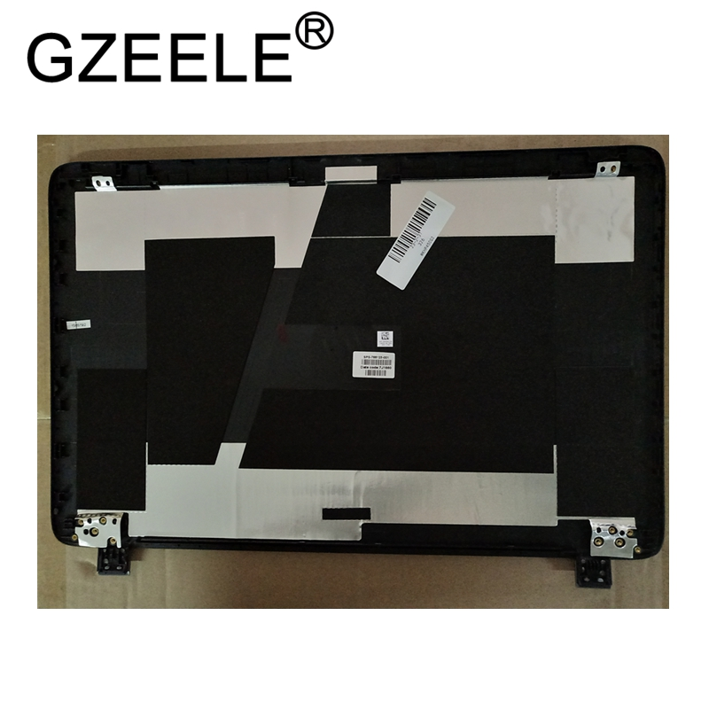 GZEELE New For HP ProBook 450 G2 455 G2 LCD Back Cover Top Case Rear Lid 768123-001 AP15A000100 Black