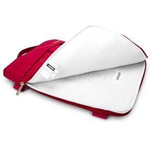"""Image 2 - Zu Passen Für Microsoft Oberfläche Pro 6/7 Pofoko Marke Neue Schulter tragen sleeve tasche fall haut beutel 12"""""""