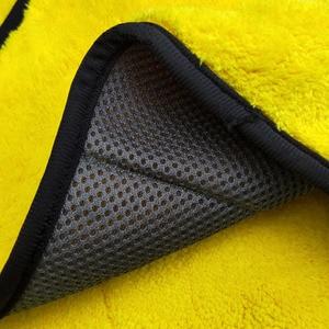 Image 3 - 1pc ręcznik z mikrofibry czyszczenie samochodu narzędzie myjnia samochodowa Detailing poliester pielęgnacja samochodu polerowanie ręcznik do suszenia 2019 nowy produkt
