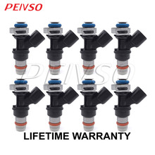 цены 8x 12580681 fuel injector for Cadillac Escalade Escalade ESV/EXT 6.2L V8 2007~2009