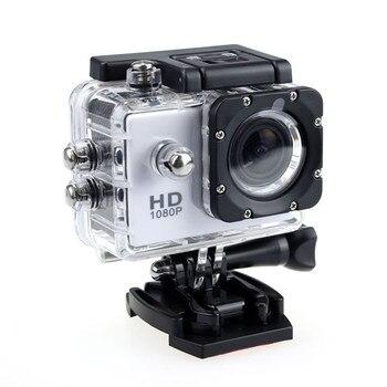 CUJMH 1080 P Full HD Actie Camera Sports DV Outdoor Cycling Camera 2.0 Inch Screen wifi Camera action camera 1080p blue
