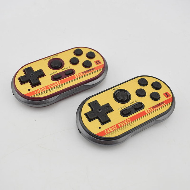 Dropshipping Mini Video Gaming Console For FC30 Pro Build In 260 Classic Games 8 Bit Handheld Game Players