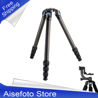 High Quality Sirui R 5214XL Tripod For Video Camcorder And DSLRs Carbon Fiber With Bag Max