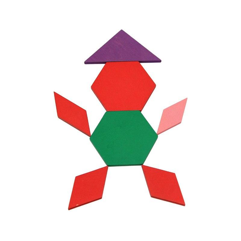 Educativo Juguete de madera Montessori Educación Colores Sense - Educación y entrenamiento - foto 4