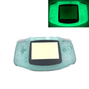 Image 4 - เปลี่ยนส่องสว่างกรณี SHELL สำหรับ Nintendo GBA สำหรับ Gameboy ADVANCE คอนโซลปุ่มสกรู DRIVER
