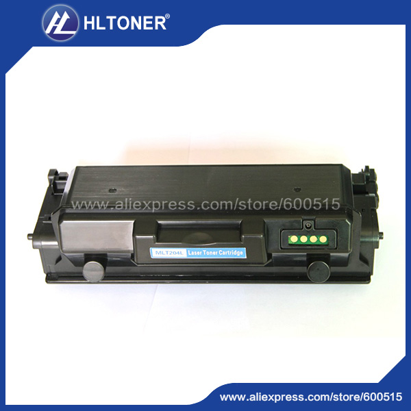 ФОТО 5000pages Compatible Samsung MLT 204L Toner cartridge for ProXpressM3325/M3375HD/3875HD/M3825D/3825ND/3825DW/4025D/4025ND/4025DW