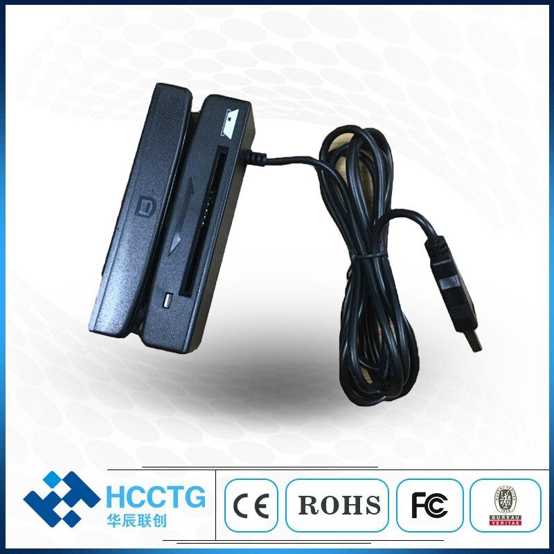 MSR & RFID carte combo pas cher lire cartes à bande magnétique USB et lire cartes RFID HCC100-RF de carte - 3