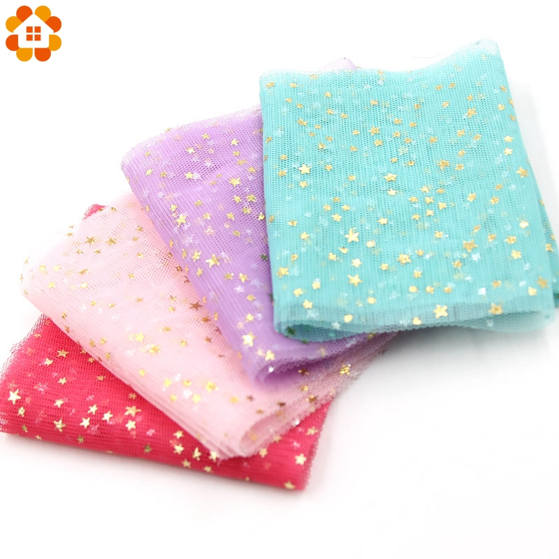 5m/lot 10cm Width Glitter Sequin Tulle Crystal Organza Sheer Gauze Element For Home Garden Wedding Party&Table Runner Decoration