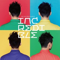 JYJ XIA JUNSU 2ND ALBUM - INCREDIBLE Release Date 2013-7-15 KPOP