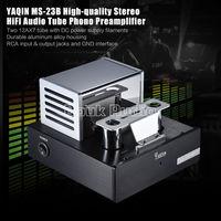 High End YAQIN MS 22B Tube Phono Stage Pre Amplifier Class A Via DHL EMS