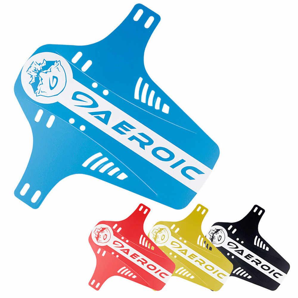 Guardabarros delanteros de bicicleta cubiertas de ala guardabarros de guardabarros para accesorios de bicicleta MTB