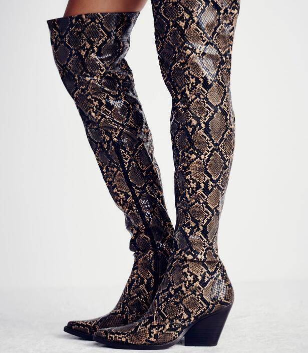 Popular Thigh High Boots for Plus Size Women-Buy Cheap Thigh High