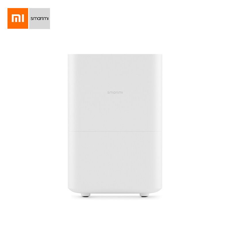 Xiaomi Original Smartmi Humidifier for home Air UV Germicidal Aroma <font><b>essential</b></font> oil data Smart <font><b>phone</b></font> Mi home APP Control