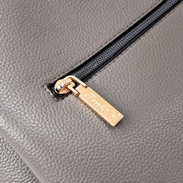 Classic Plaid Handbag
