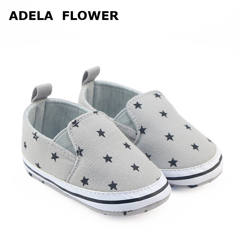 fed8dfb2f Adela Flower New Baby Shoes Fashion Toddler Infants Shoes 11cm 12cm 13cm  Soft Sole Baby Boys
