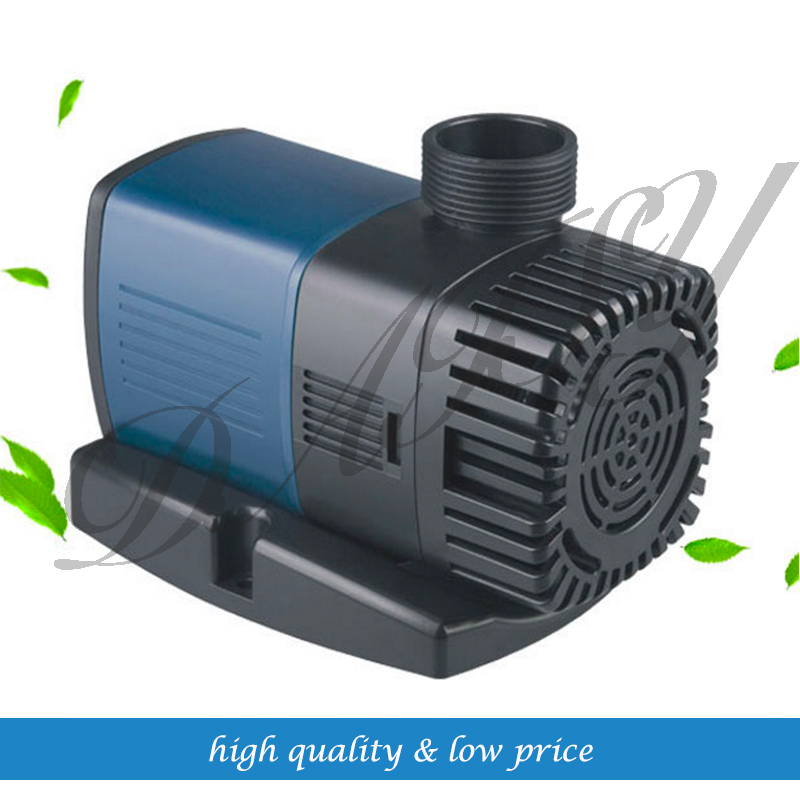 220V 6000L/ Submersible Pump Aquarium Fish Tank Fountain Water Hydroponic spindle 775 with er11 high speed large torque dc motor electric tool electric machinery 12 36v 775