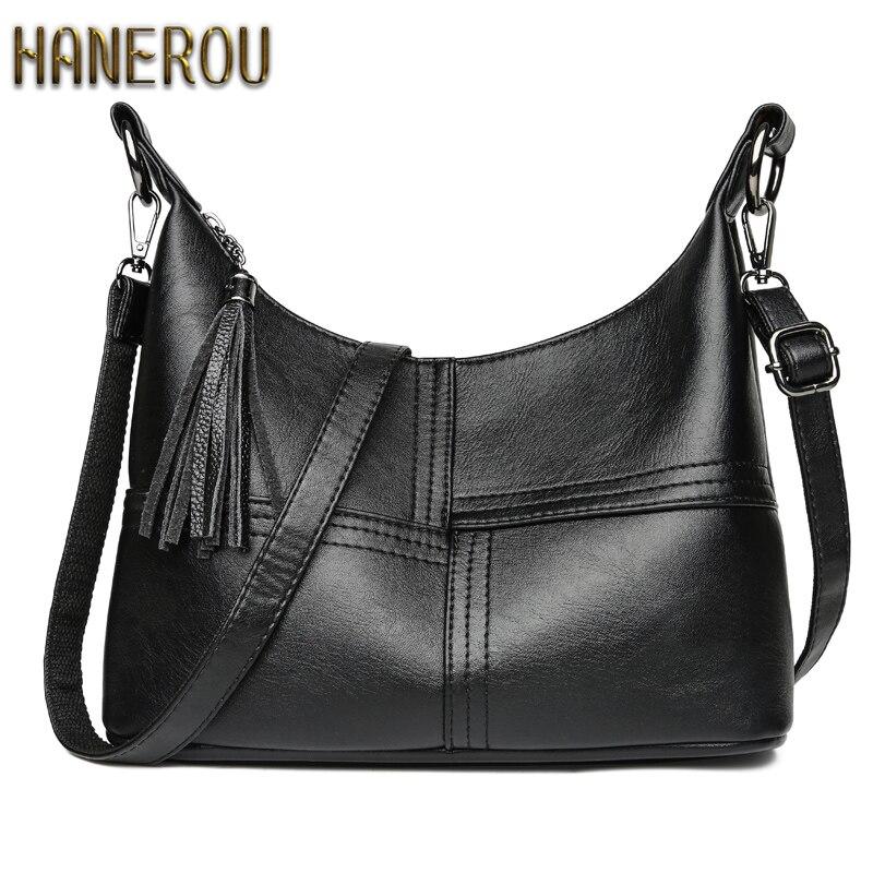 Fashion 2018 PU Leather Women Handbag Brand Summer Hobos Women Bag High Quality New Shoulder Bag Ladies Crossbody Bags For Women delin sunshine beauty women 2017 new summer fashion handbag crossbody bag