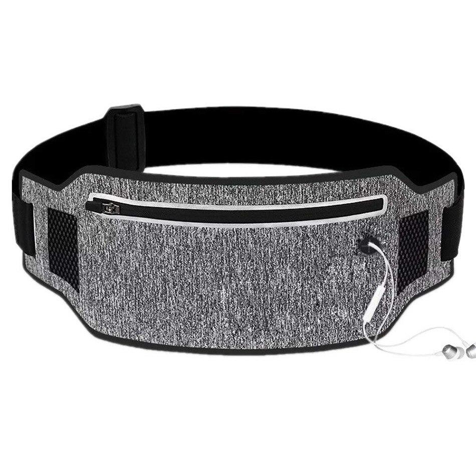 1 PC Ultralight Outdoor Running Bag Men Women Trail Waist Sport Mobile Phone Holder Belt Sport Accessories Lady Fitness Gear 17