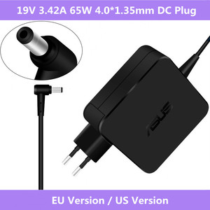 Image 1 - ASUS Laptop Adapter 19V 3.42A 65W 4.0*1.35mm ADP 65DW A AC Power Charger For asus UX21 UX31A UX32A UX301 U38N UX42VS UX50 UX52VS