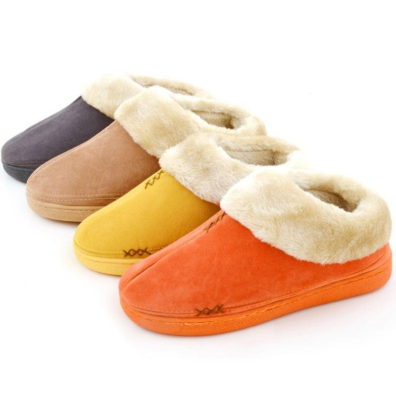 любители дизайн кухонный хлопка мягкий тапочки теплые зимние ботинки платформы пакет с плюшевые хлопка мягкой обуви