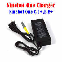battery charger for Ninebot One C, C+,E,E+,A1+S2 solo wheel scooter Ninebot  one hoverboard repair accessaries free shipping