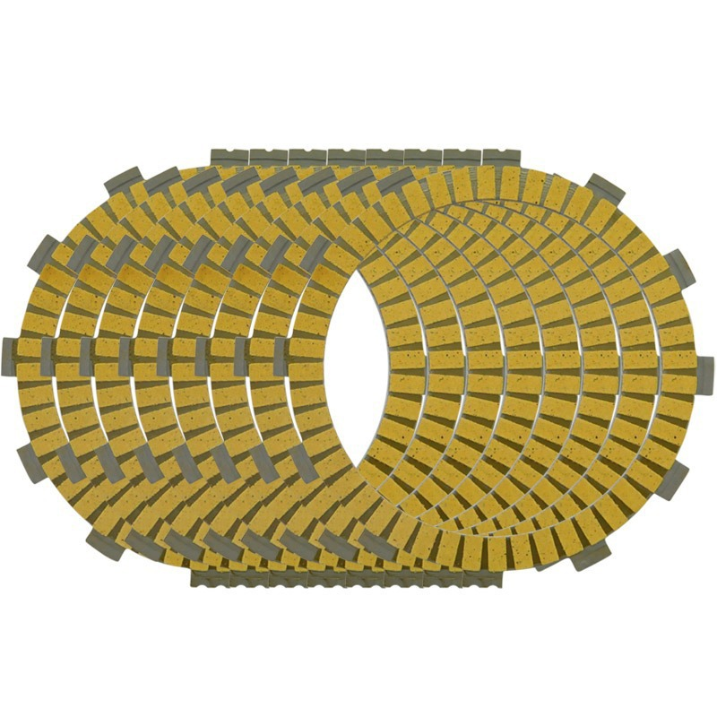 Motorcycle Engines Clutch Friction Plates For Yamaha WR250 Z YZ250 WR450 F YFZ450 R YFZ450 XV700 XV750 XV920 YFZ450XBB Motorbike