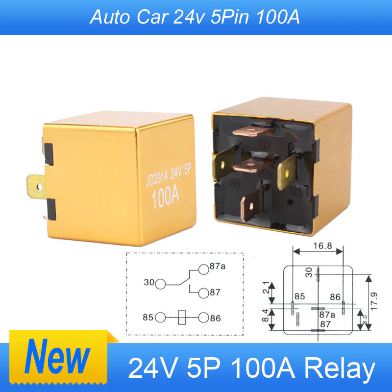5 pin relay switch cancigs com, block diagram, dc 24v thermostat wiring diagram