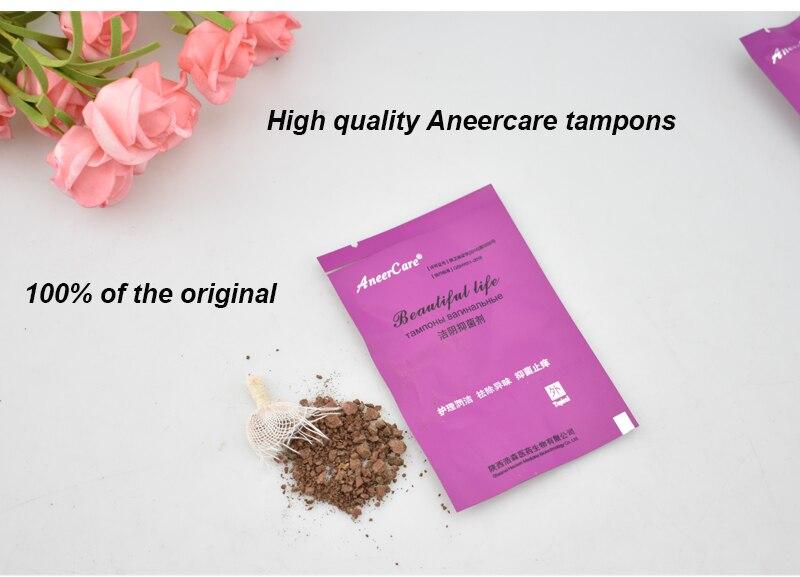 medical tampons 1pack(30pcs)+5pcs yoni pearls vaginal women's health gynecology menstrual pad sanitary towel feminine hygiene 5