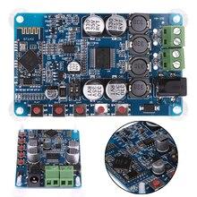 8 ~ 25 V DC Bluetooth 4.2 Amplificateur Conseil RSE BT Puce 2×50 W Double Canal Audio Récepteur Amplificateur numérique Conseil