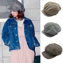 Fashion Charm Women Men Beret Hat Corduroy Duck Tongue Solid Beret Cap  Embroidery Letter Adjustable Men Women s Casual Hats 88e866908943