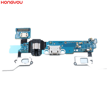 USB Charging Port Plug Socket Connector Charge Dock Jack Earphone Audio Jack Flex Cable + Microphone For Samsung Galaxy A700S cltgxdd micro usb charging port jack socket connector dock plug pcb for samsung galaxy s3 neo i9301