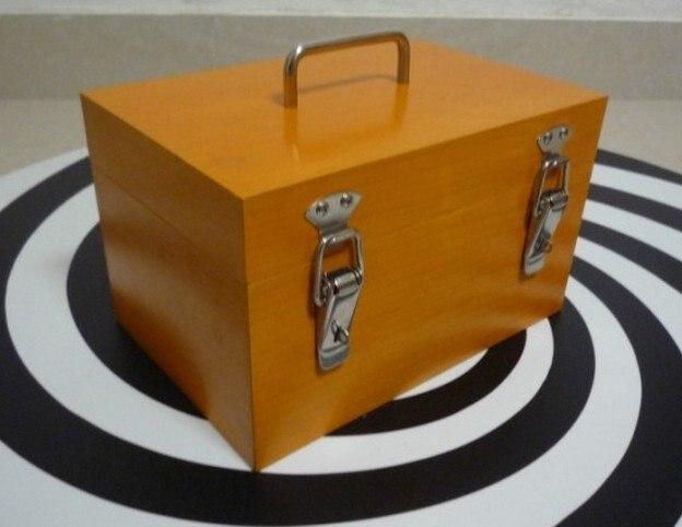 Télécommande de boîte légère, tours de magie, scène, Gimmick, accessoires, Comdy, Illusions, accessoires, mentalisme